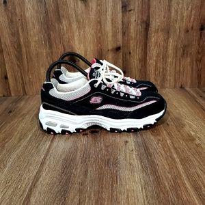 Skechers D'lites Life Saver Sneaker 11860